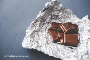 Dark Brown Milk Chocolate